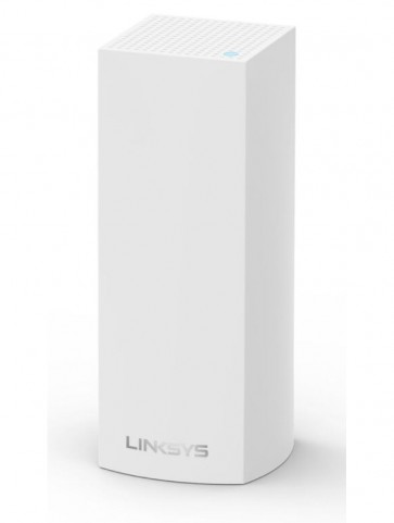Точка доступу Linksys Velop Whole Home Intelligent Mesh WiFi System, Tri-Band, 1-pack