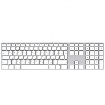 Клавіатура Apple Keyboard (aluminum)