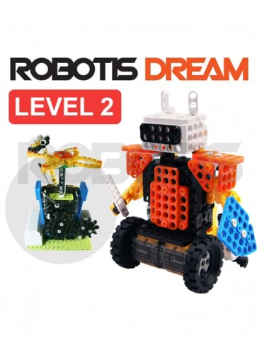 Конструктор ROBOTIS DREAM LEVEL 2