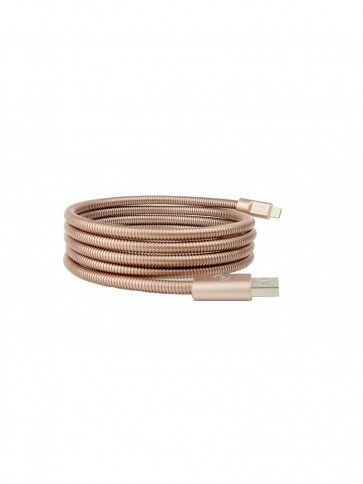 FuseChicken USB Cable to Lightning Titan 1,5m Rose Gold