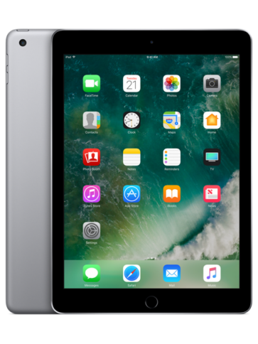 iPad Wi-Fi + 4G 32GB Space Gray