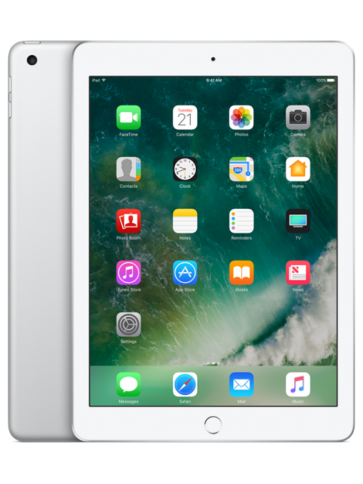 iPad Wi-Fi + 4G 32GB Silver
