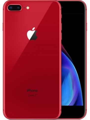 iPhone 8 Plus 256 GB PRODUCT RED