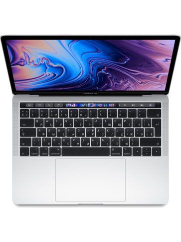 "MacBook Pro TB 13"" Retina Intel Core i7 2.7GHz/16Gb/256Gb SSD/Intel Iris Plus Graphics 655 Silver"