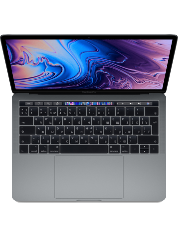 "MacBook Pro TB 13"" Retina Intel Core i7 2.7GHz/16Gb/256GbSSD/Intel Iris Plus Graphics 655 Space Gray"