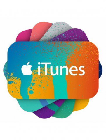 Apple iTunes Gift Card $100