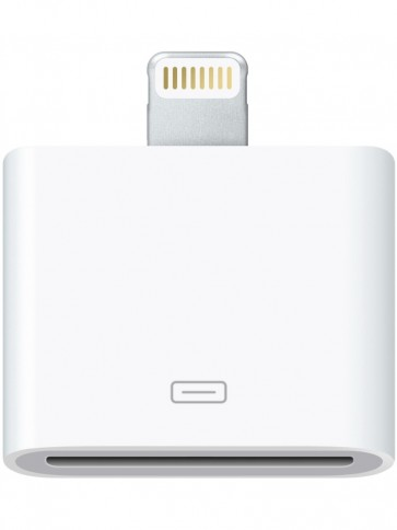 Адаптер Apple Lightning to 30-pin