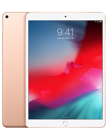 Купити iPad Air 2019(3 Gen) 10.5-inch Wi-Fi+LTE 256GB - Gold