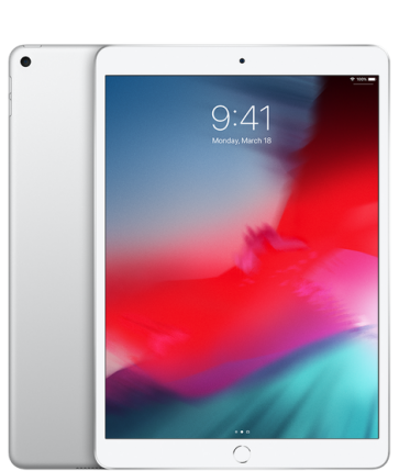 Купити iPad Air 2019(3 Gen) 10.5-inch Wi-Fi+LTE 64GB - Silver
