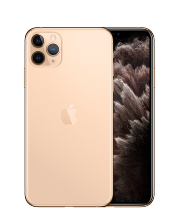 Купити iPhone 11 Pro Max 512GB Gold