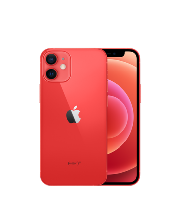 iPhone 12 mini 256GB Red