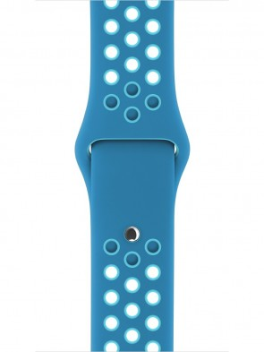 Ремінець Apple 38mm Blue Orbit/Gamma Blue Nike Sport Band