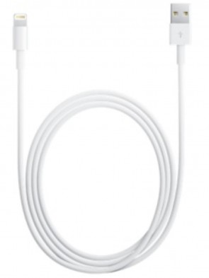 Кабель Apple Lightning to USB 2.0 (1m)
