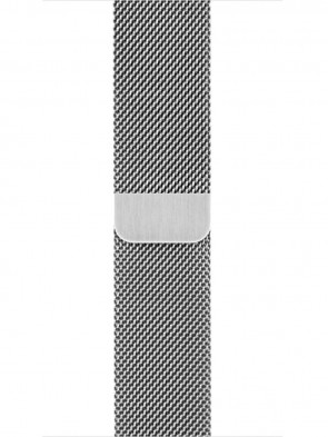 Ремінець 42mm Silver Milanese Loop