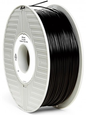 Картридж 3D VERBATIM 3D printer filament PLA 1.75mm 0.75KG Black 55284