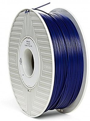 Картридж 3D VERBATIM 3D printer filament PLA 1.75mm 1KG Dark blue 55269