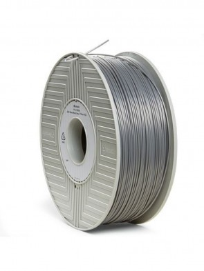 Картридж 3D VERBATIM 3D printer filament PLA 1.75mm 1KG Silvery 55275