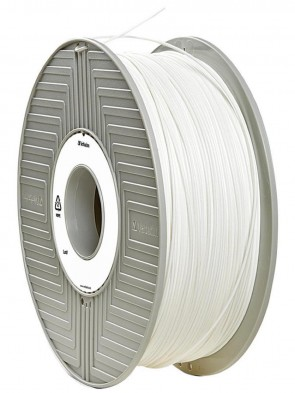 Картридж 3D VERBATIM 3D printer filament PLA 1.75mm 1KG White 55268