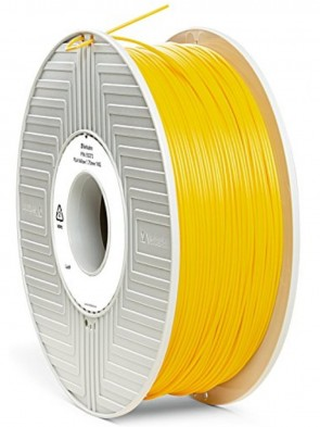 Картридж 3D VERBATIM 3D printer filament PLA 1.75mm 1KG Yellow 55273