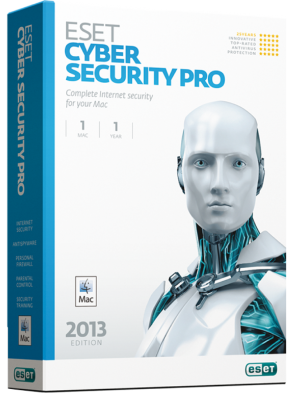 Антивірус ESET Cyber Security Pro для Mac