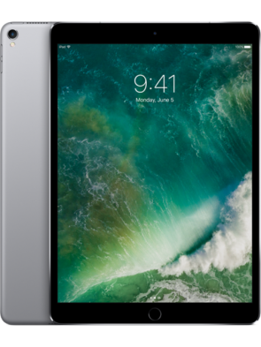iPad Pro 10.5-inch Wi-Fi + Cellular 256GB - Space Gray