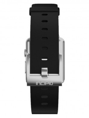 Ремінець Incipio Premium Leather Watch Band for Apple Watch 42mm - Ebony