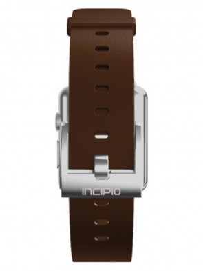 Ремінець Incipio Premium Leather Watch Band for Apple Watch 42mm - Espresso