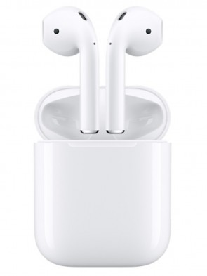 Навушники Apple AirPods with Charging Case