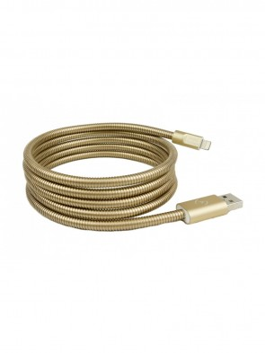 FuseChicken USB Cable to Lightning Titan 1,5m Gold