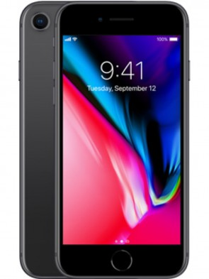 iPhone 8 64 GB Space Gray