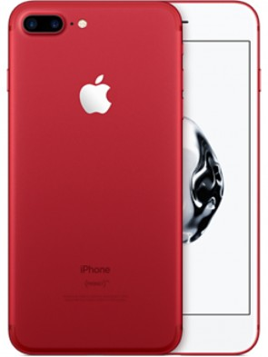 iPhone 7 Plus 128GB (PRODUCT) RED