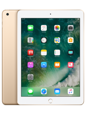 iPad Wi-Fi + 4G 32GB Gold