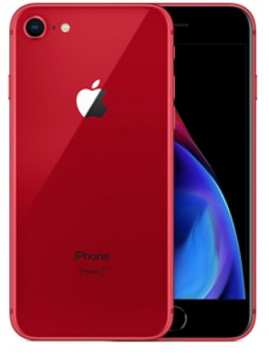 iPhone 8 64 GB PRODUCT RED