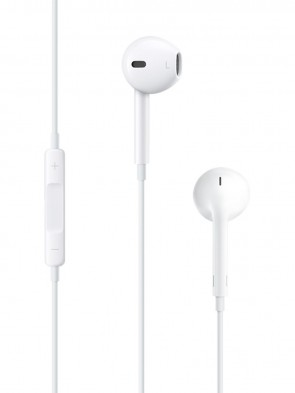 Навушники EarPods with 3.5 mm Headphone Plug