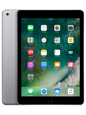 iPad Wi-Fi + 4G 128GB Space Gray