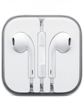 Навушники+ДУ Apple iPod EarPods with Mic Lightning