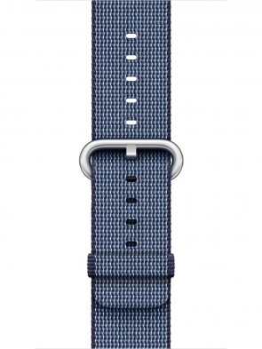 Ремінець Apple 38mm Midnight Blue Woven Nylon