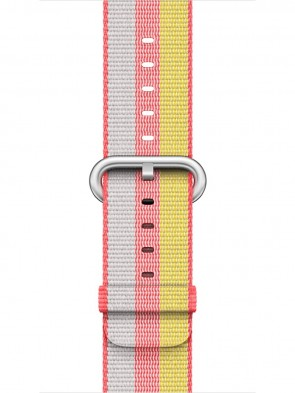 Ремінець Apple 42mm Red Woven Nylon