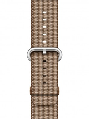 Ремінець Apple 42mm Toasted Coffee/Caramel Woven Nylon
