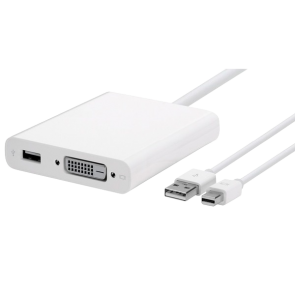 Адаптер Mini DisplayPort to Dual-Link DVI Adapter