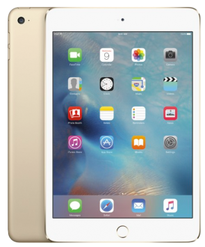 iPad mini 4 Wi-Fi 16Gb Gold
