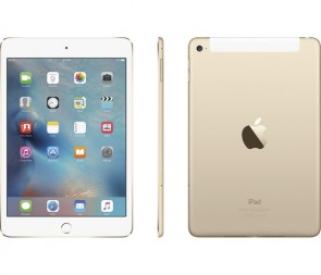 iPad mini Wi-Fi 4G 64Gb Gold