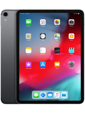 iPad Pro 11-inch Wi-Fi + Cellular 64GB - Space Gray