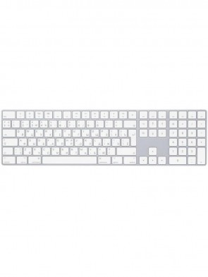 Клавіатура Apple Wireless Magic Keyboard with Numpad