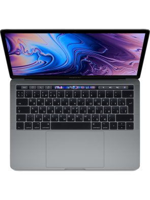 "MacBook Pro TB 13"" Retina Intel Core i5 2.4GHz/16Gb/256Gb SSD/Intel Iris Plus Graphics 655 Space Gray"