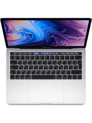 "MacBook Pro TB 13"" Retina Intel Core i5 2.4GHz/8Gb/512Gb SSD/Intel Iris Plus Graphics 655 Silver"