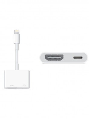 Адаптер Apple Lightning to Digital AV (for iPad/iPod/iPhone)