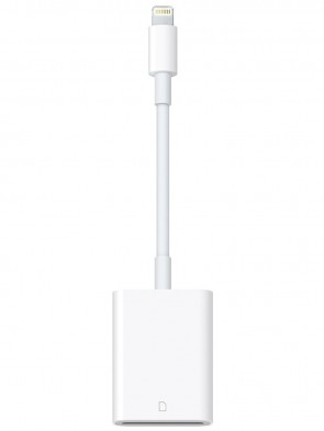 Адаптер Apple Lightning to SD Card Camera Reader (USB 3.0)