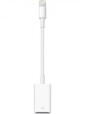 Адаптер Apple Lightning to USB Camera для iPad