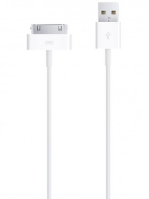 Кабель Apple Dock Connector to USB 2.0